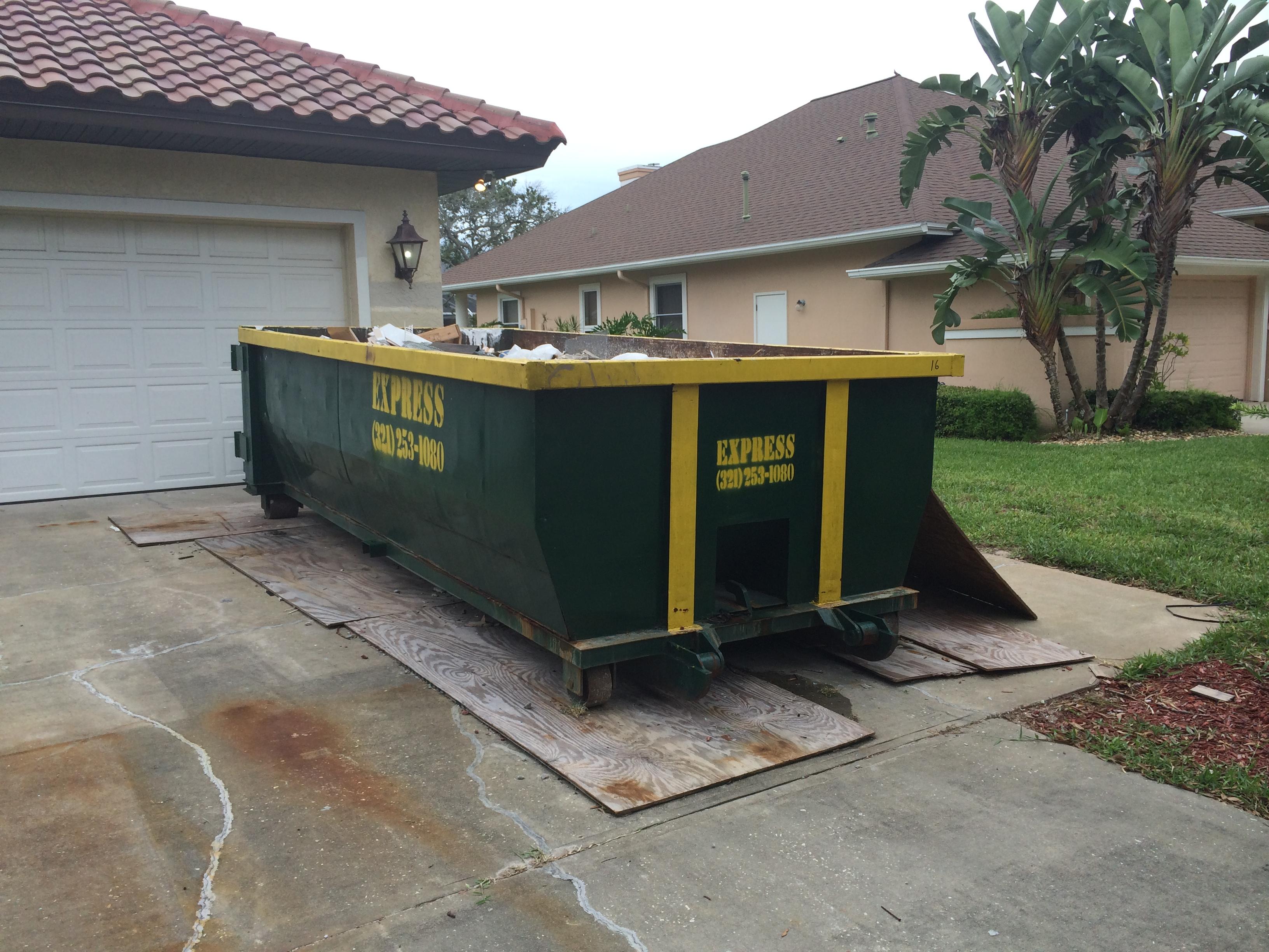 Melbourne Dumpster Rental