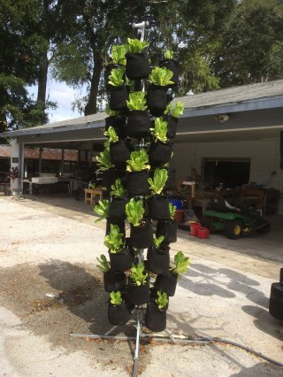 VGS 200 Vertical Growing System Page