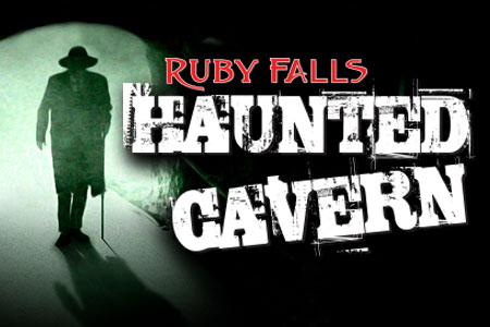 Ruby Falls Haunted Cavern is terrific.  A great use of environment to create a unique haunted house.