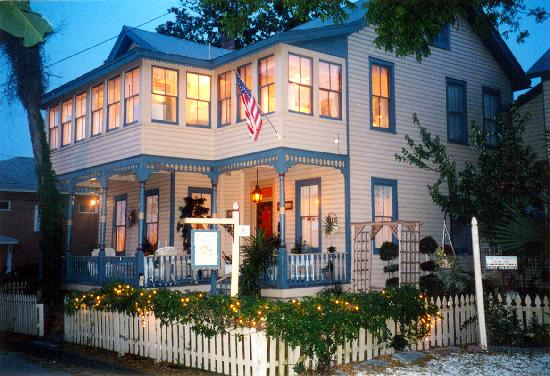 The Victorian House - St. Augustine FL
