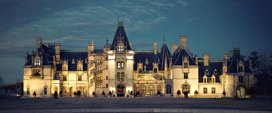 The Biltmore Mansion