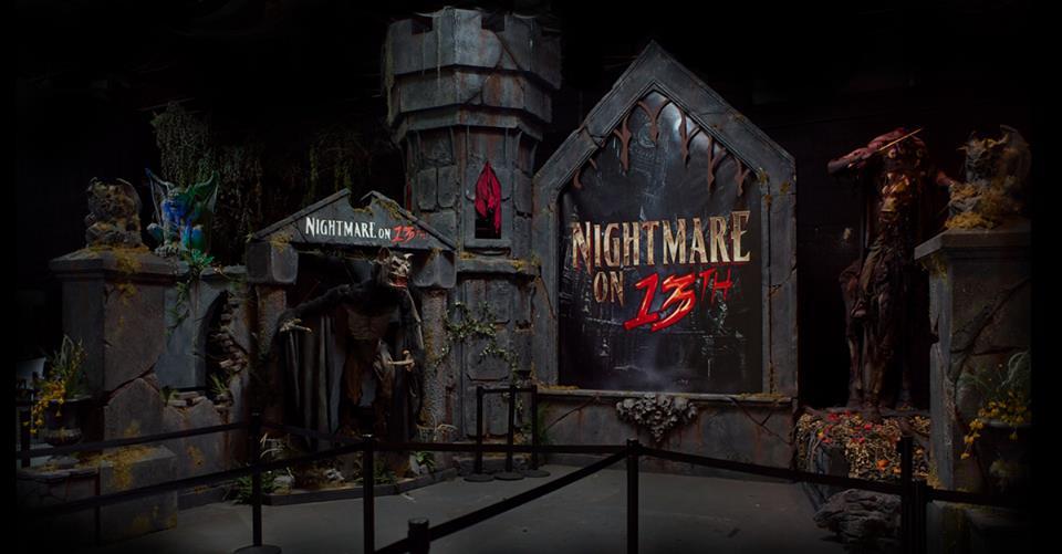 Nightmare on 13th Haunted House utah