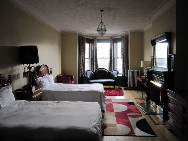 The Chelsea Hotel New York City New York Haunted Journeys Delectable 3 Bedroom Suites In New York City Interior