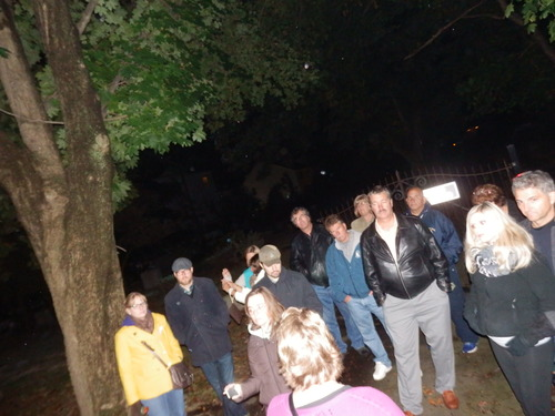 The Spirits of Milford Ghost Tour