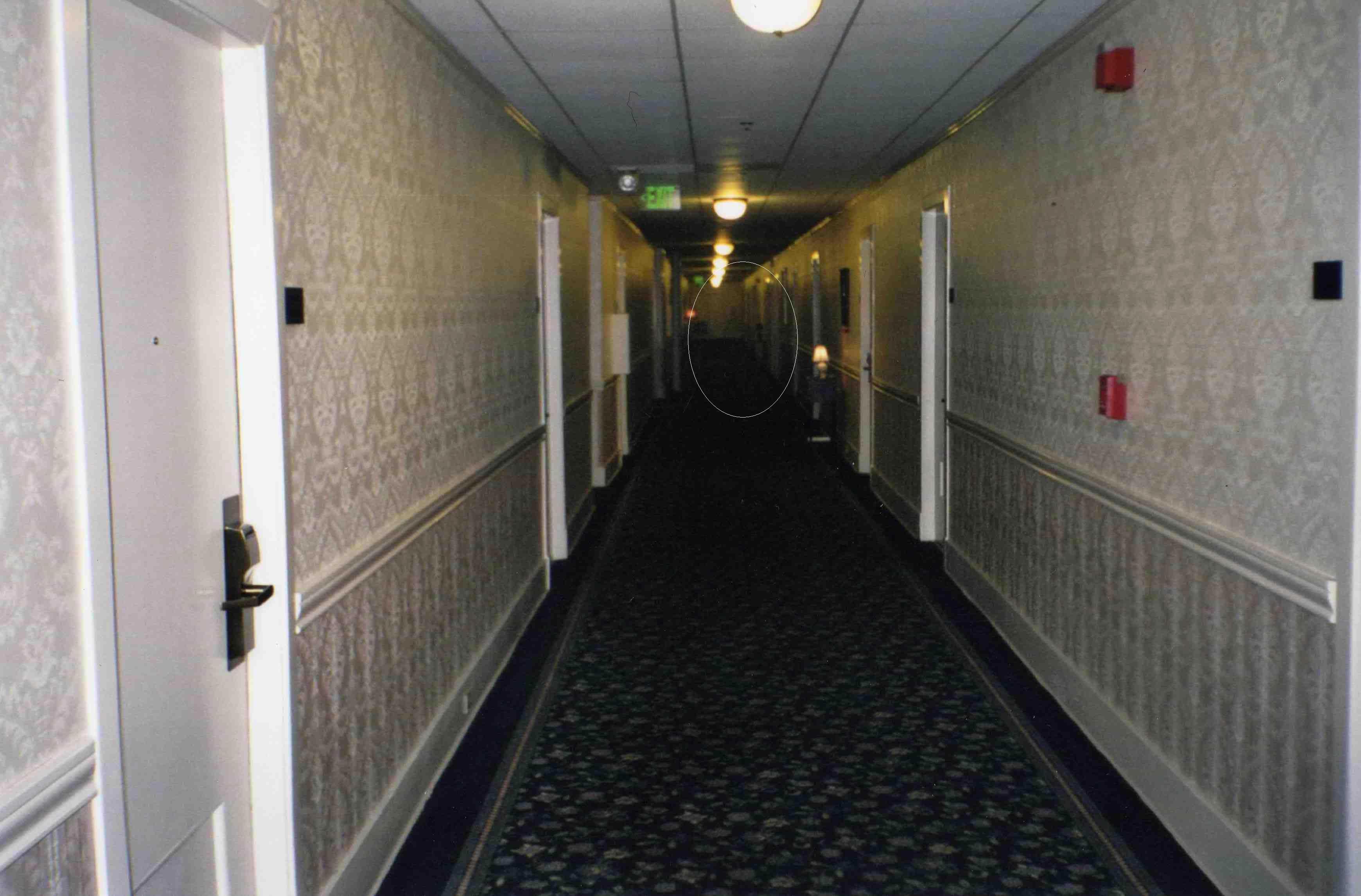 Menger Hotel San Antonio Haunted Room