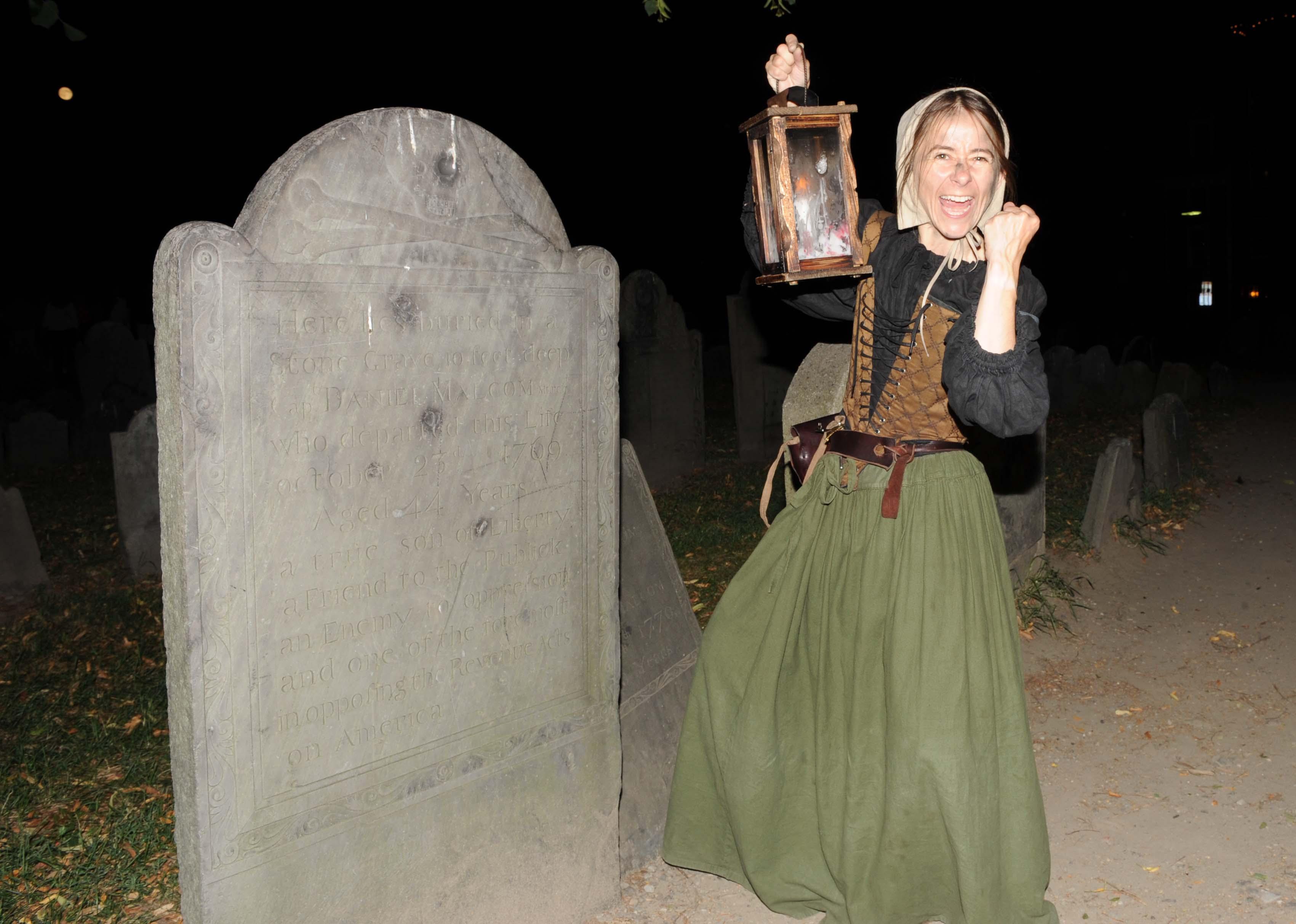 Ghosts and Gravestones - St Augustine FL