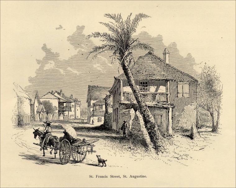 St Francis Inn - St Augustine FL