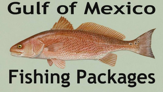 Gulf of Mexico Fishing Packages Page