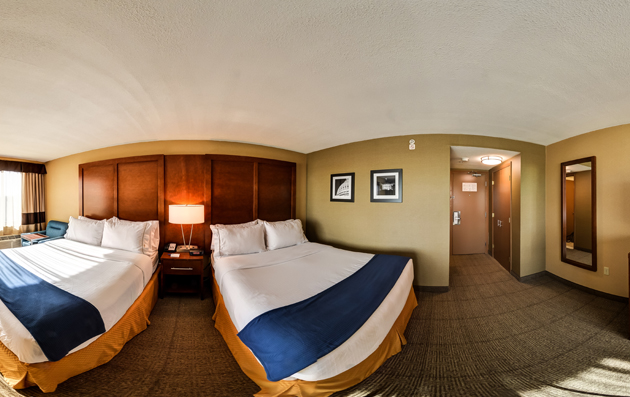 Non-Smoking Rooms | Silver Spring Maryland | Holiday Inn Express ...