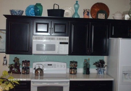 Cabinet Refacing Page