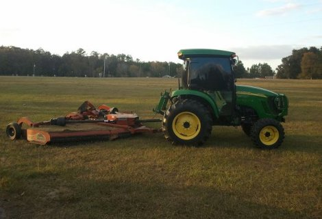 Tractor Services Page