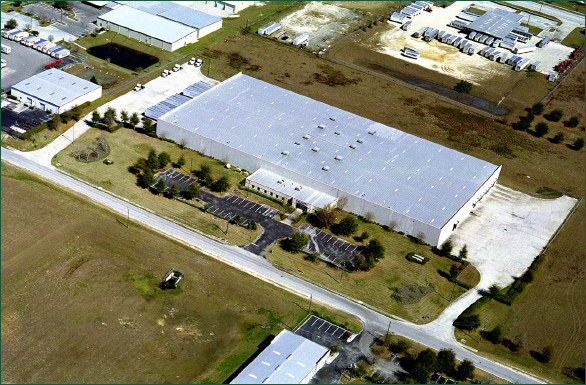 SOLD 120,000 SF Industrial Building