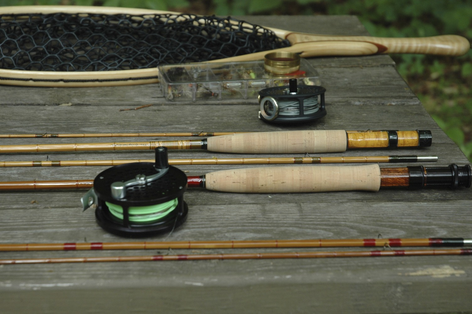Fly Rod Event