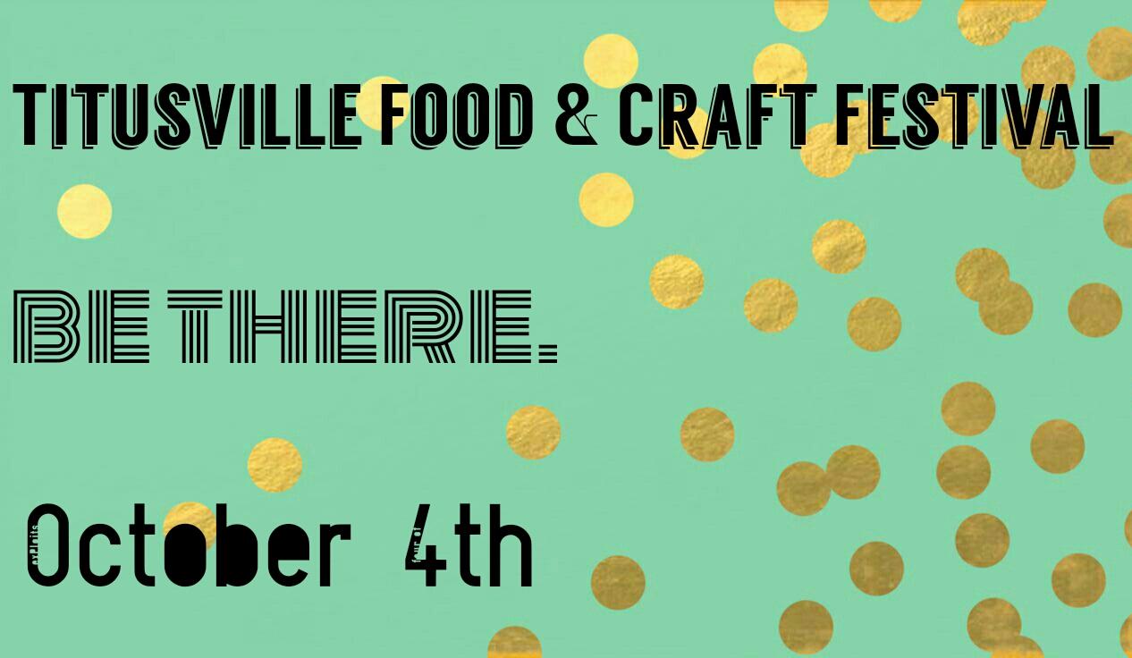 Titusville Food & Craft Festival