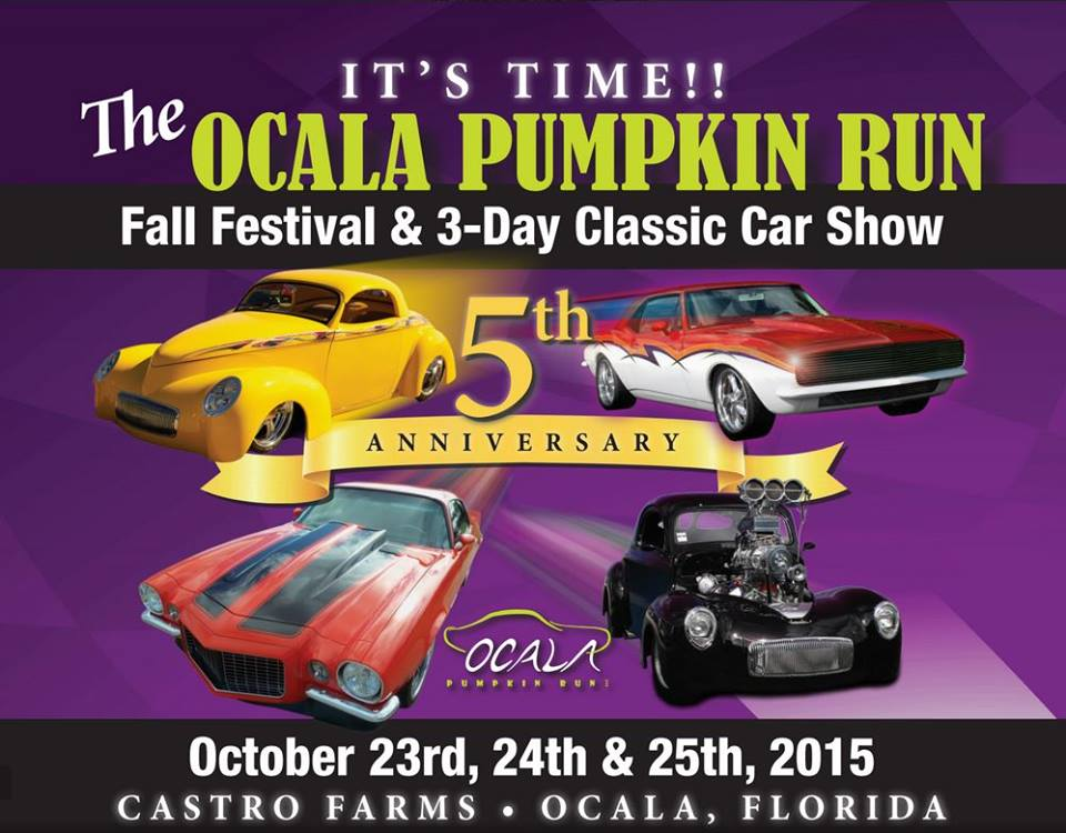 Ocala Pumpkin Run 2015