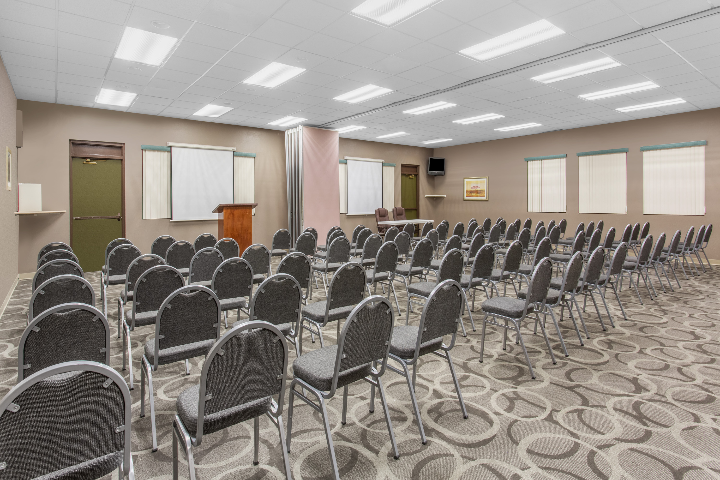 Whole Meeting Room