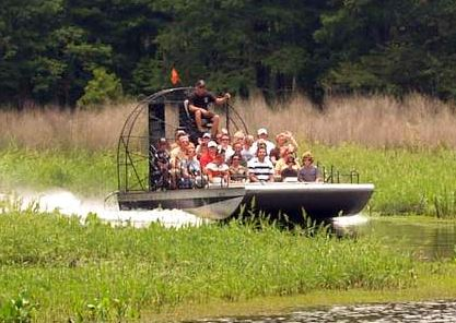 Wild Bill's Air Boat Tours