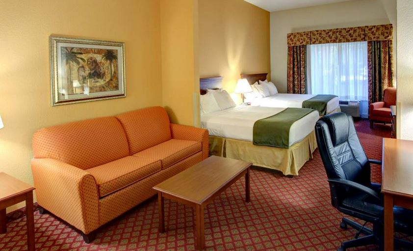 Holiday Inn Express & Suites Silver Springs-Ocala : About Us