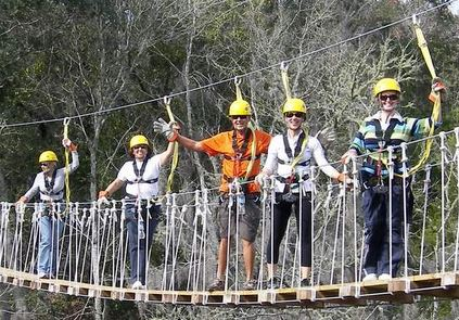 Canyons Zip Line and Canopy Tours & Canyons Zip Line and Canopy Tours | | Holiday Inn Express u0026 Suites ...