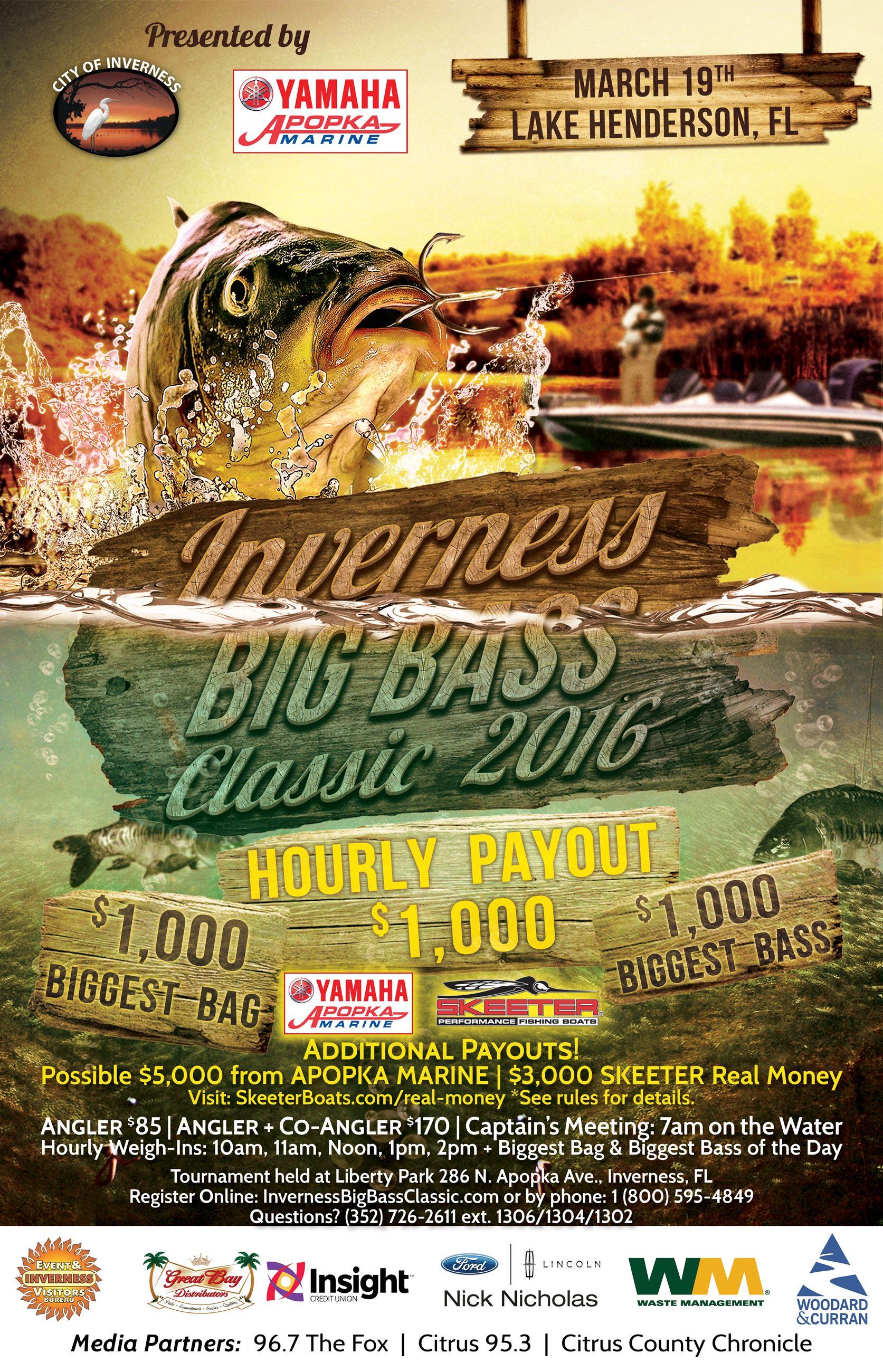 Inverness Big Bass Classic 2016
