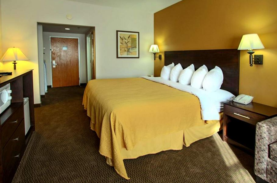 Quality Inn Conference Center at Citrus Hills: About Us
