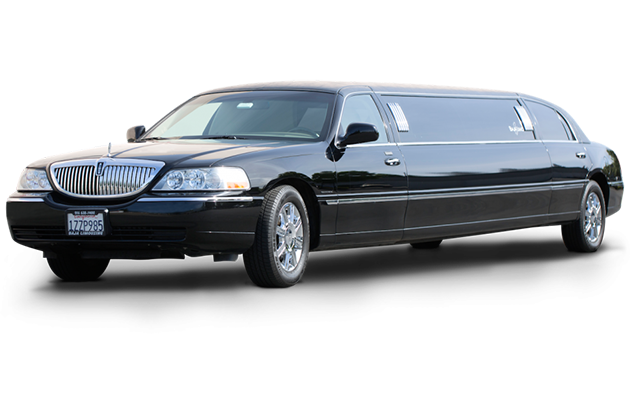Picture of a Luxury Stretch Limo - Lincoln Towncar