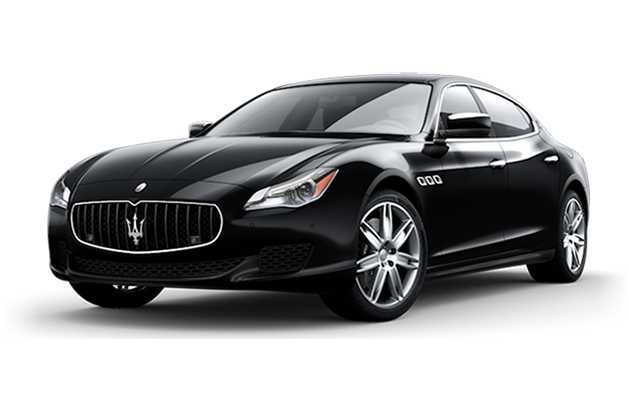 Picture of a Maserati Quattroporte