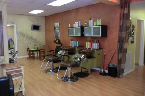 Hair Services Page