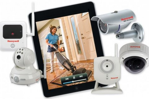 Home Security Systems Page