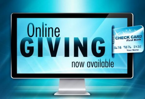 Donate to The Church of God Page