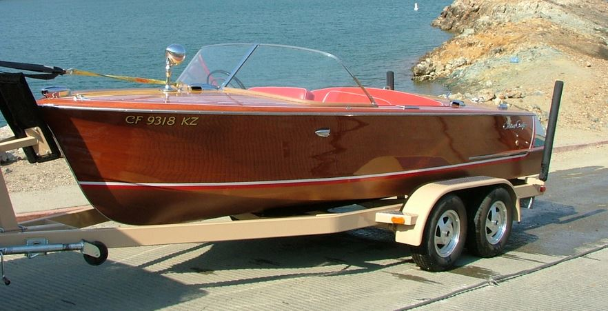 1960 Chris Craft Continental 18'