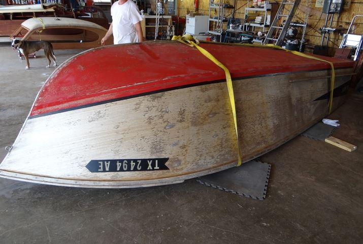 1958 Smithcraft restoration