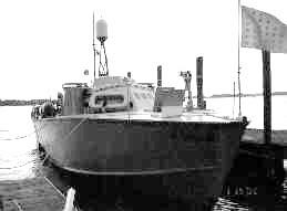 Restoration of PT -309.