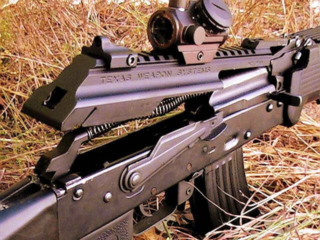 New GEN 3 AK47 DogRail