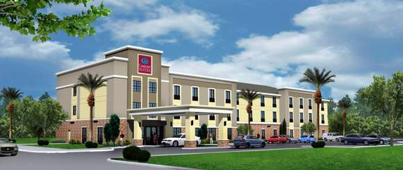 HDG Announces Development of Comfort Suites Dunnellon near Rainbow Springs State Park