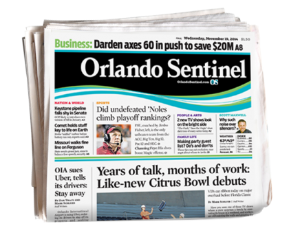 Orlando Sentinel - Joint Employer Standard Could Hurt Small Businesses