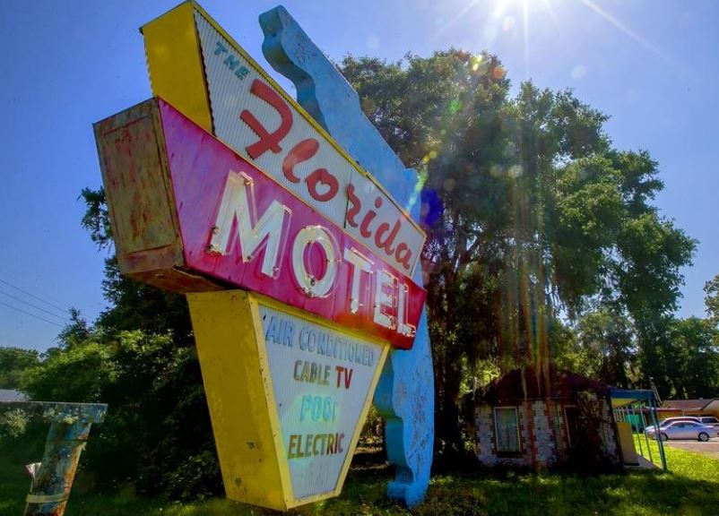 Florida Motel could be demolished for Comfort Suites