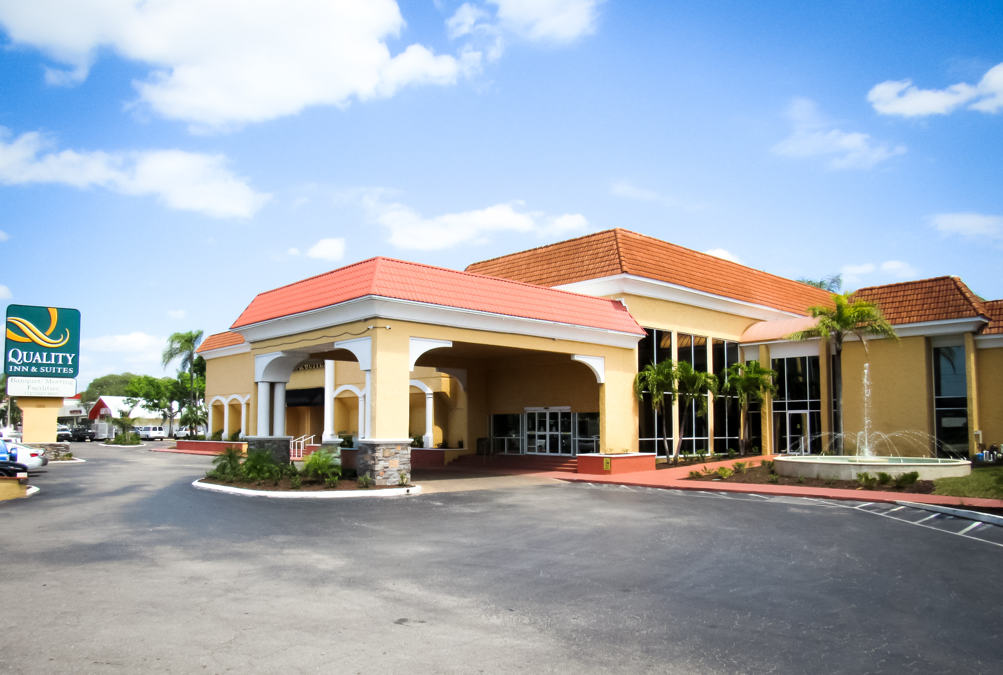 Quality Inn & Suites - New Port Richey
