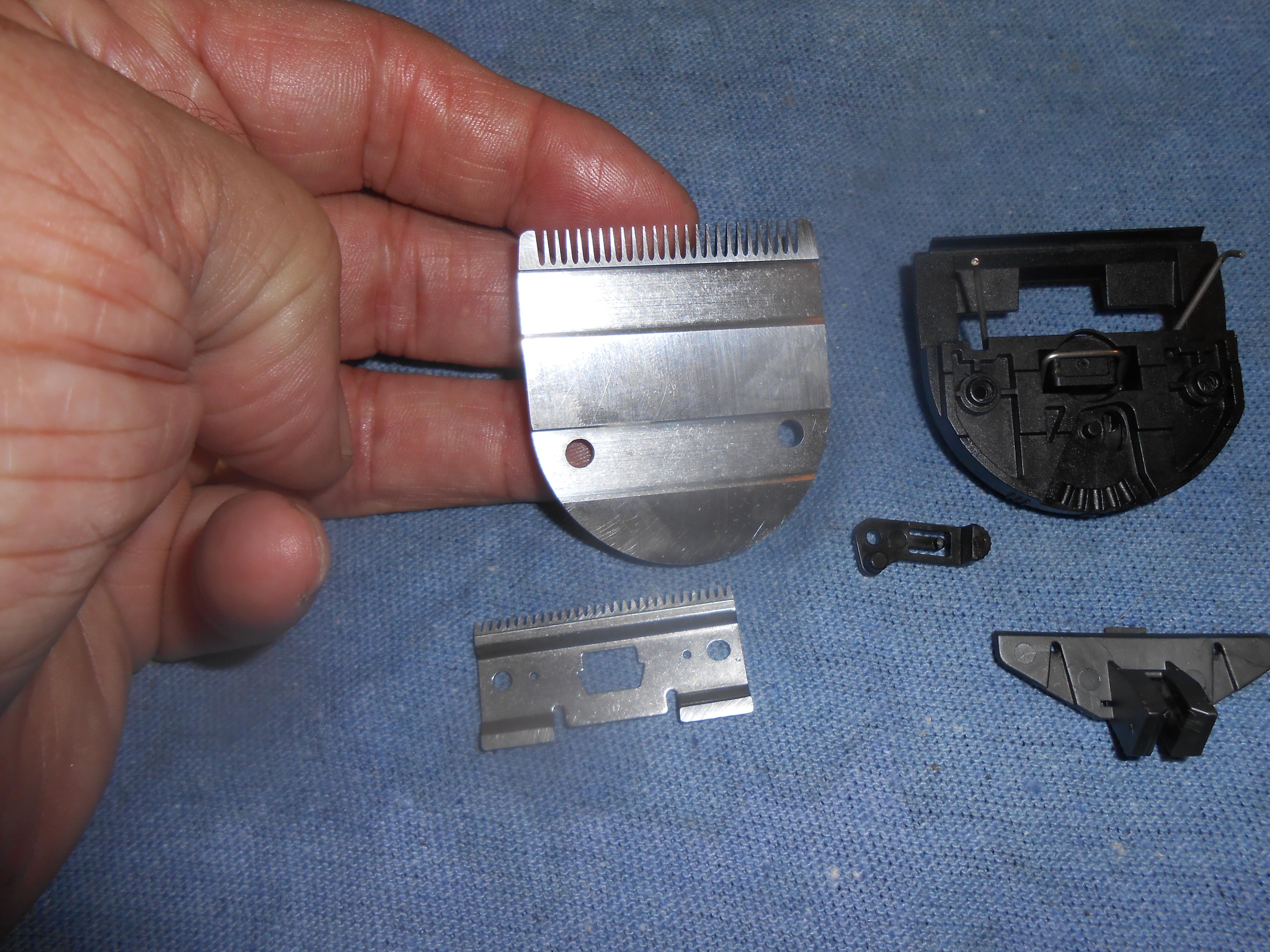 ARCO 5-N-1 Clipper Blade