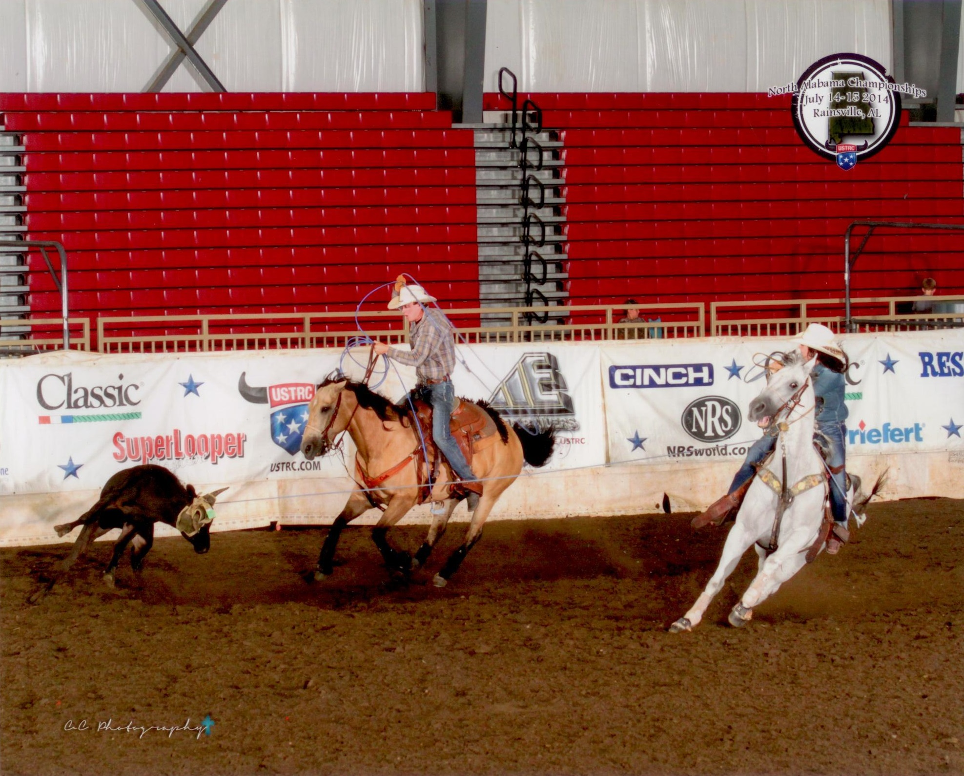 USTRC Team Roping
