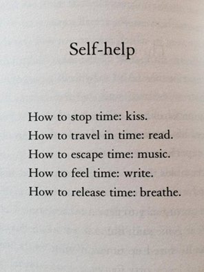 Self Help - The Quickest 'How To' Ever ..