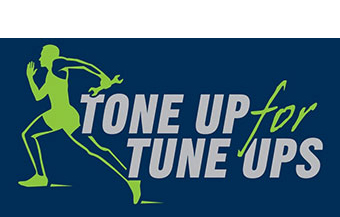 Tone Up For Tune Ups Logo