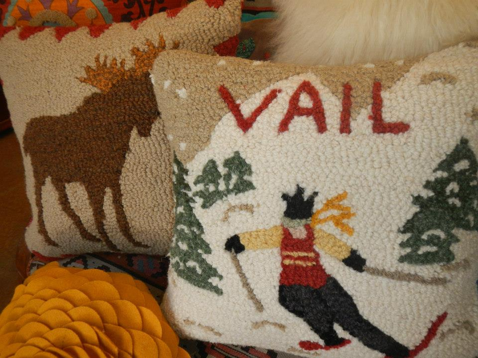 Best Seller Pillows (Moose and Vail)
