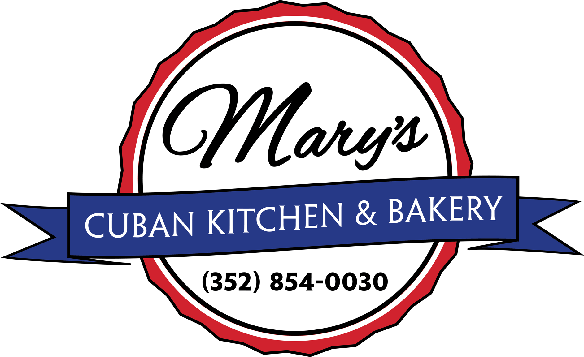 logo for Mary's Cuban Kitchen