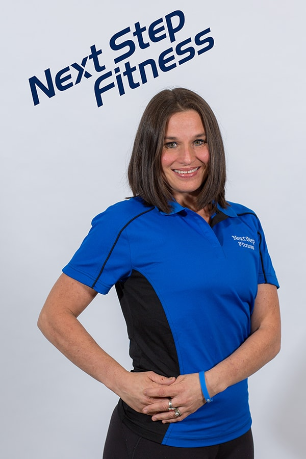 A photo of Next Stept Fitness team member Meredith Williams