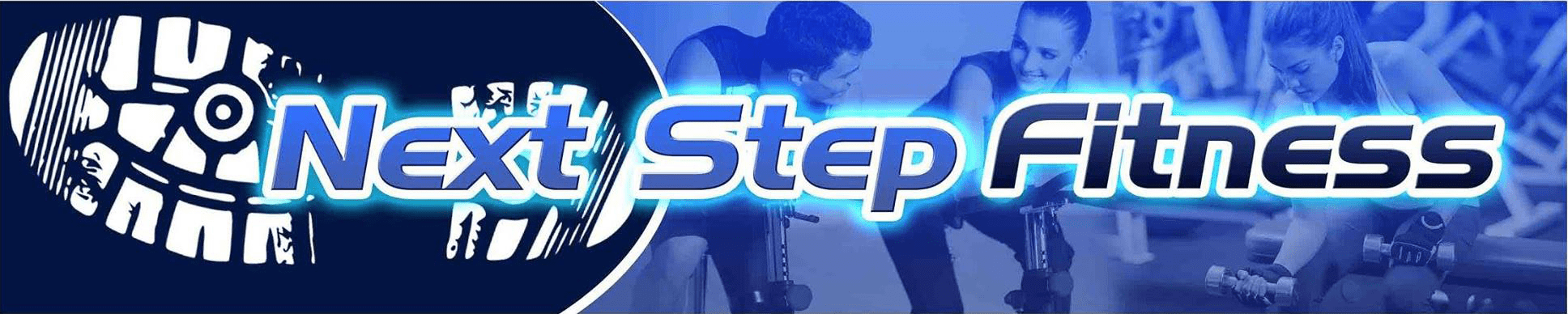 Next Step Fitness Banner Ocala's 24 Hour Gym
