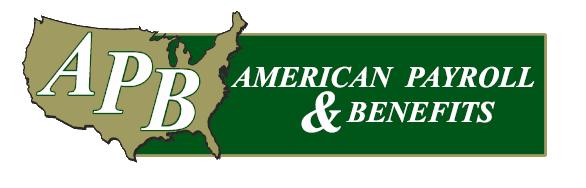 American Payroll & Benefits, LLC