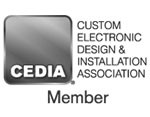 CEDIA Custom Electronic Design & Installation Association