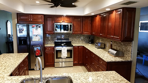 Excalibur kitchen and bath llc ocala florida for Bath remodel ocala fl