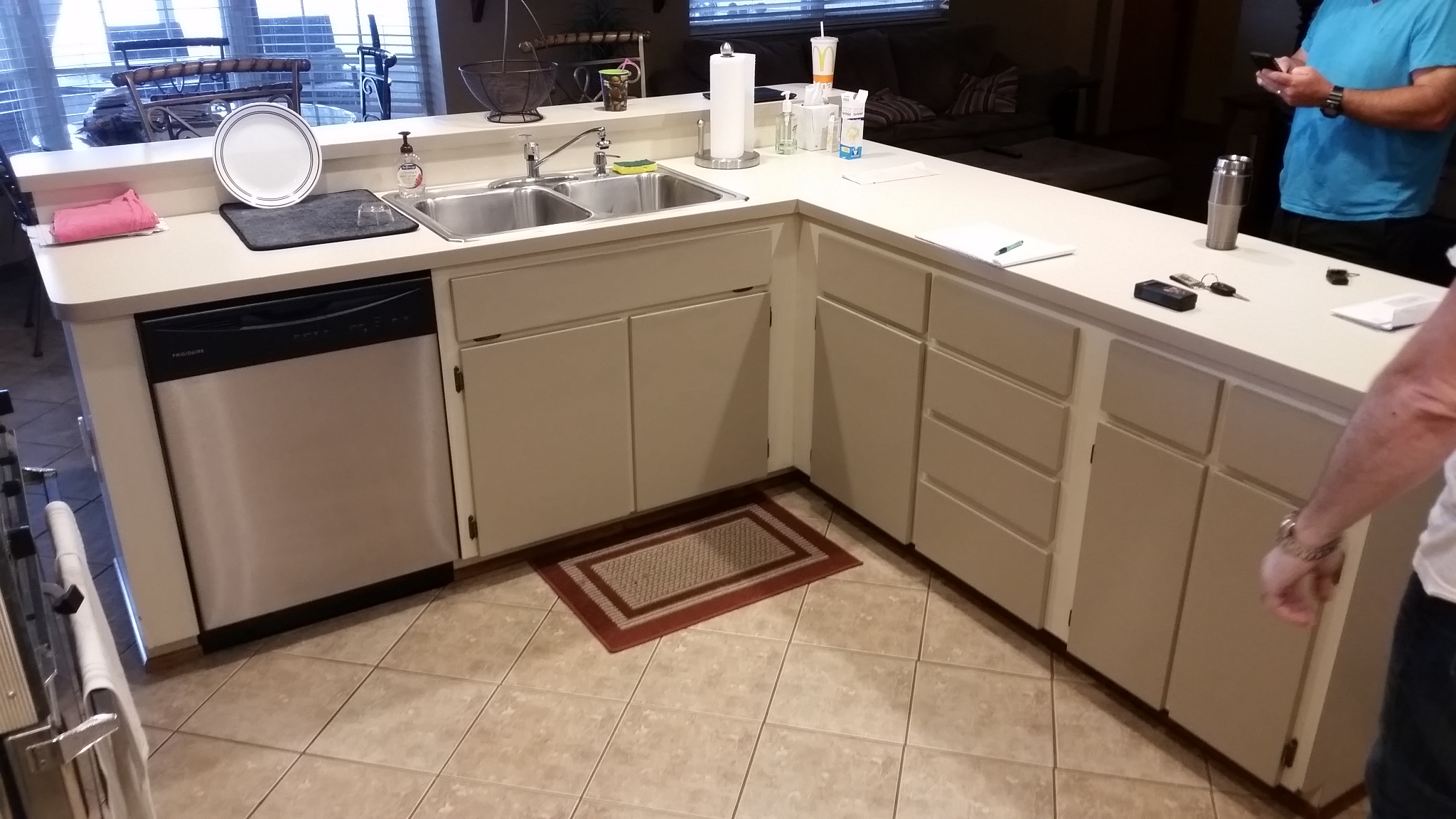 Before and After | | Excalibur Kitchen and Bath LLC